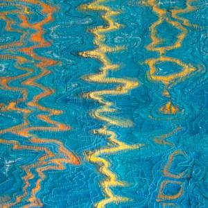 Dans le miroir de l'Ocean_100x100cm_2013