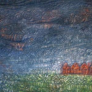 Reise am Ende der Nacht_85 x 63 cm_2008